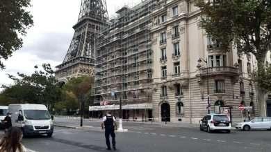 Eiffel Tower evacuated