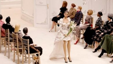 Photo of An exceptional fashion show. And the reason is Corona.