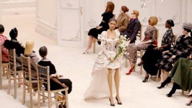 """صورة عرض أزياء استثنائي.. والسبب """"كورونا"""""""