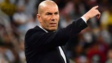"Photo of Zidane reveals his player for ""present and future"""
