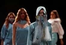 """صورة أسبوع الموضة """"مرسيدس-بنز"""" في روسيا"""