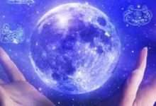 صورة القمر وتأثيره على الأبراج