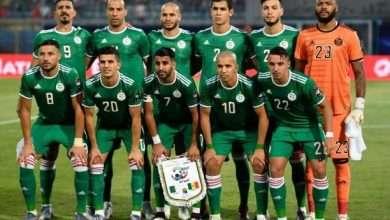 صورة 4 منتخبات عالمية تطلب مواجهة الجزائر