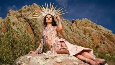 صورة اختيار ملكة جمال المكسيك 2020 في أجواء أسطورية