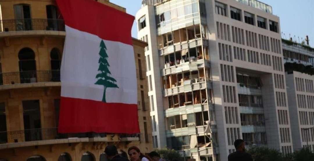 الحدود البحرية اللبنانية