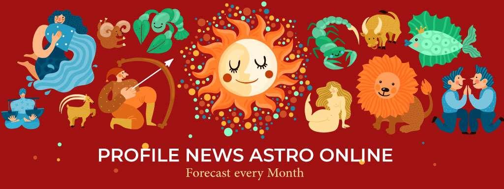 توقعات الأبراج الشهرية, صحيفة عربية في بوسطن-أمريكا-بروفايل نيوز