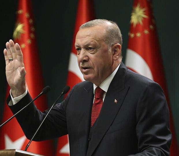أردوغان-تركيا