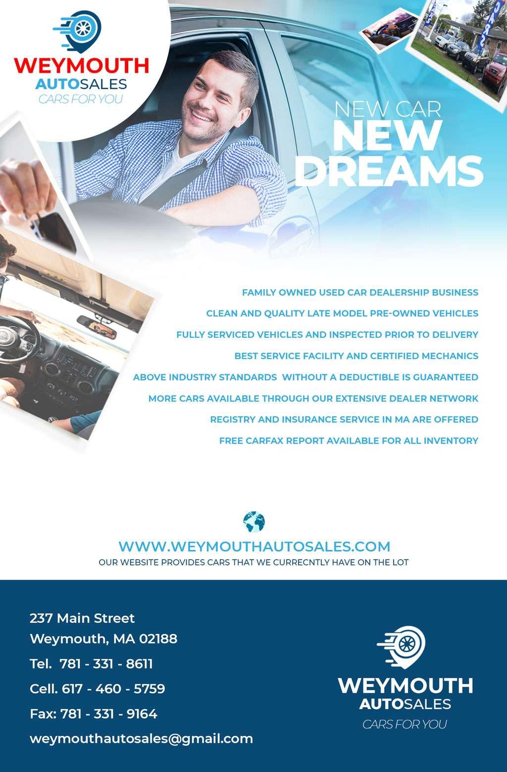Weymouth Auto Sales
