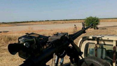 Photo of Tigrayan forces capture an Ethiopian pilot