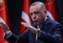"Photo of Erdogan calls for defending ""the nation's honor"""