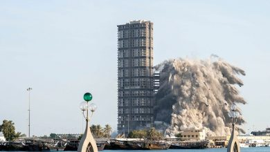 "Photo of Emirati company enters ""Guinness"" with ""demolition"""