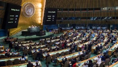 "Photo of Egypt gets UN support for an ""unprecedented"" resolution on women"