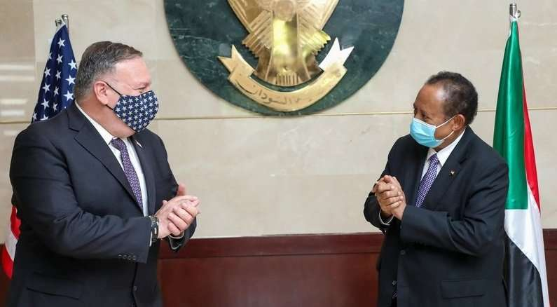 America is extending sanctions against Sudan .. Are the honey days between the two countries over?, Profile News - بروفايل نيوز