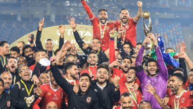 Photo of For the ninth time, Al-Ahly is the African champion
