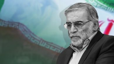 صورة رسالة إيرانية للأمم المتحدة بعد اغتيال أهم علمائها