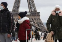 """Photo of Paris explodes a shocking truth about the spread of """"Corona"""""""