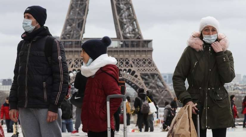 """Paris explodes a shocking truth about the spread of """"Corona"""", Profile News - بروفايل نيوز"""