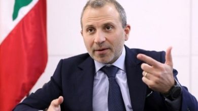 Photo of Gebran Bassil's response to the American sanctions!