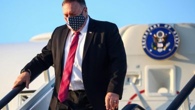 Photo of Pompeo last tour