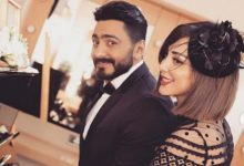 Photo of Tamer Hosni wife causes an uproar .. What is the truth about their separation!