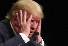 صورة خسارة جديدة لـ ترامب