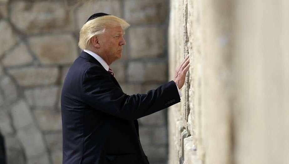 القدس.. صلاة خاصة من أجل ترامب, بروفايل نيوز - Profile News