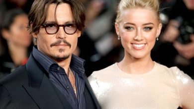 Photo of Johnny Depp and Amber Heard fight escalating!