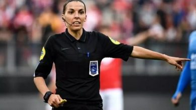 Photo of For the first time … a woman managing the Champions League match