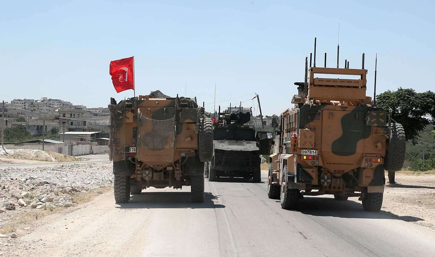 Aleppo .. Turkey evacuates its points … and news of its besieged forces from the Syrian army, Profile News - بروفايل نيوز