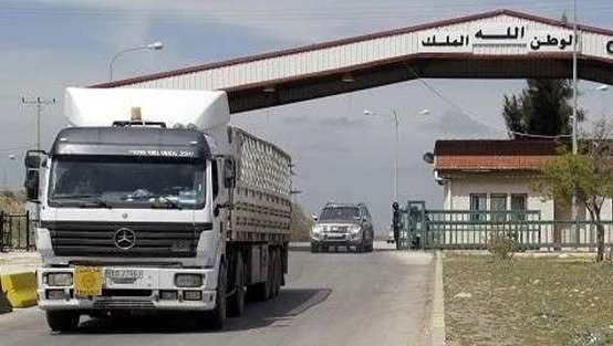 "With a ""new decision"" … Syrian trucks enter Saudi Arabia, Profile News - بروفايل نيوز"