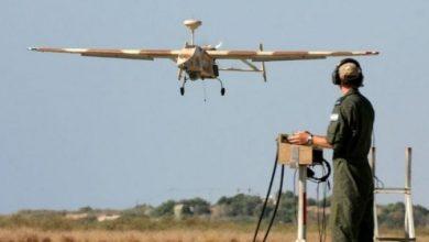 """صورة إسرائيل تُعلن إسقاط طائرة لـ""""حزب الله"""""""