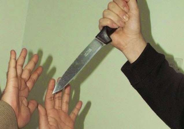 An Iraqi woman stabbed her son to death !!, Profile News - بروفايل نيوز
