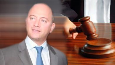 Photo of Fadi Al-Hashem from the criminal court to !!! ???