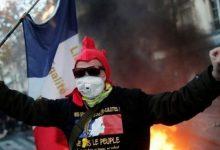 صورة باريس.. اشتباكات وعشرات الإصابات