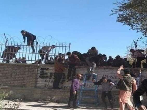 An attack on Kabul University … and dozens of victims among the students, Profile News - بروفايل نيوز