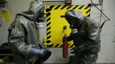 Photo of Shipments of chlorine gas to Idlib