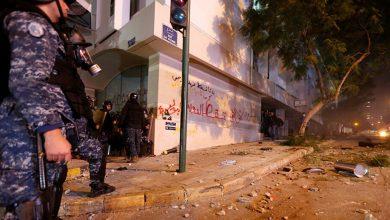 صورة استنفار في لبنان بعد هروب عشرات المساجين من بعبدا