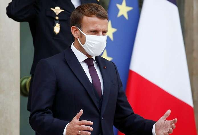The French President: I did not mean to offend Islam and Muslims, Profile News - بروفايل نيوز
