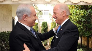 "Photo of Netanyahu talks about his ""warm"" relationship with Biden"