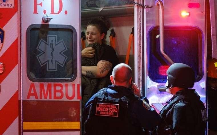Hostage taking in New York, Profile News - بروفايل نيوز