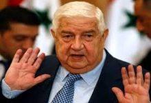 صورة وفاة وزير الخارجية السوري