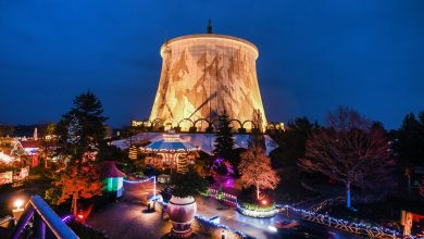 "Photo of Germany .. ""nuclear"" birthday !!"