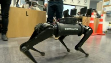 Photo of Secret Israeli laboratory for robotic weapons
