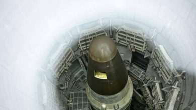 Photo of Nuclear arsenals war !!