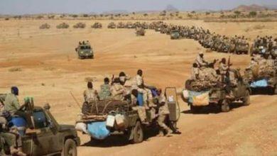 صورة مقتل 48 شخصا وإصابة 97 في هجوم للميليشيات على مدينة الجنينة السودانية