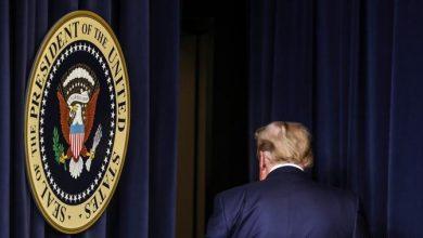 صورة وكالات: زعيم الجمهوريين ينوي أن يطلب من الديمقراطيين تأجيل محاكمة ترامب