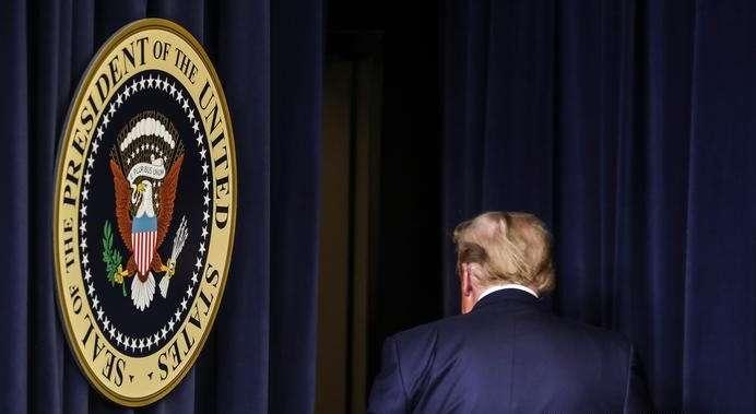 Before farewell .. Trump's last wishes !!, Arabic newspaper in Boston-USA-Profile News