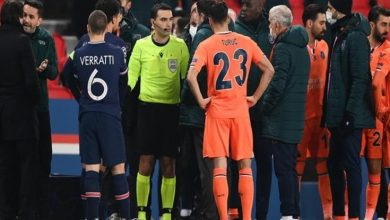 """Photo of UEFA intervenes because of the """"racism"""" of the """"Paris – Basak"""" incident!"""