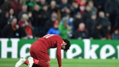 صورة صفعة قوية لـ نجوم ليفربول