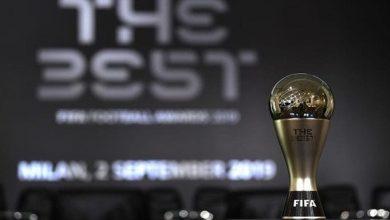 Photo of FIFA Awards 2020